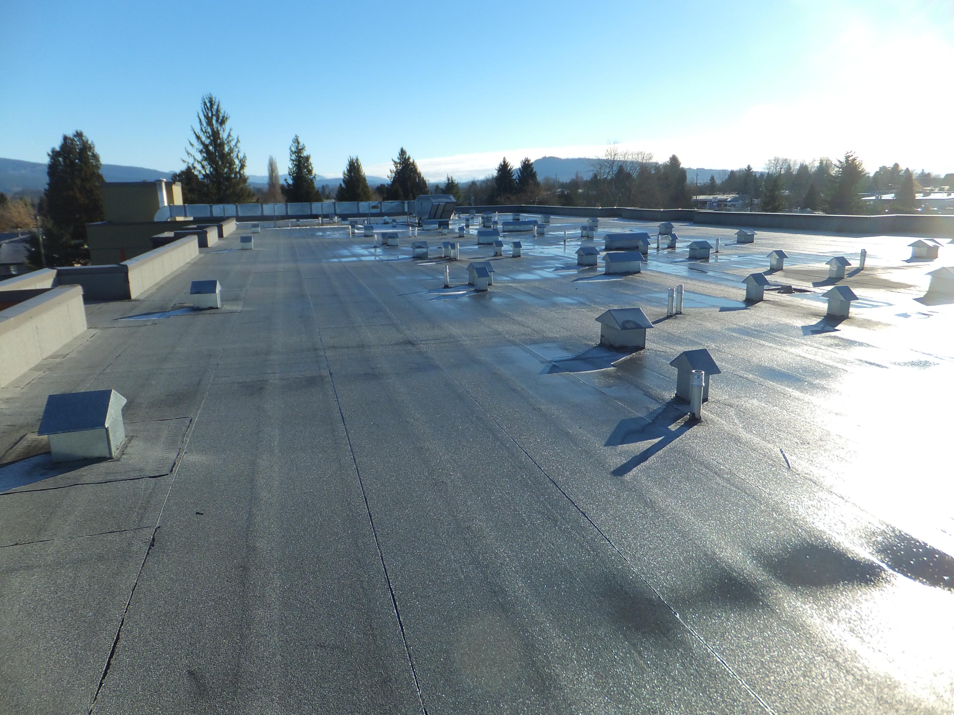 Roof Maintenance   Depreciation Report   Normac
